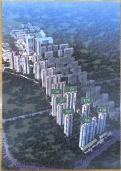 (高新区)天一城市之光3室2厅2卫112m²毛坯房