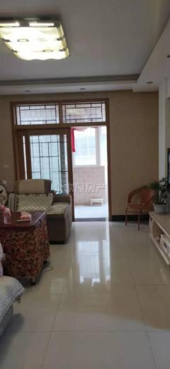 (汉滨区)兴华都市花园3室2厅2卫125m²中档装修