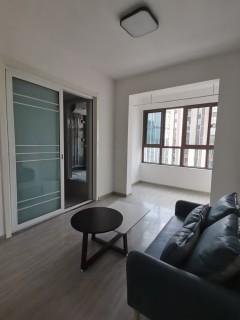 (高新区)金域澜庭1室1厅1卫1500元/月45m²出租